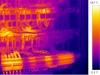 termovizní snímek elektrorozvaděče 2
