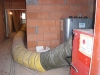 temperování stavby 3 - centrální vytápění několika pater