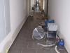 vysoušení izolace v konstrukci podlah po havárii vody 13