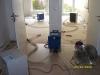 vysoušení izolace v konstrukci podlah po havárii vody 9