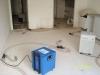 vysoušení izolace v konstrukci podlah po havárii vody 8