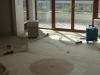 vysoušení izolace v konstrukci podlah po havárii vody 6