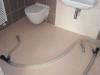 vysoušení izolace v konstrukci podlah po havárii vody 4
