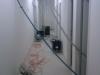 vysoušení izolace ve stropní konstrukci 2
